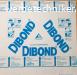 Alu-Verbund Platten weiss ( Dibond Platten )