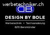 Gestalter / in Werbetechnik