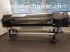 SEIKO W-64s 162cm 6-Farben Eco-Sol-Printer